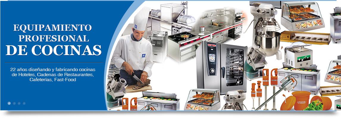 Equipos de Cocina Industriales para Hoteles y Restaurantes en México    Cideyco
